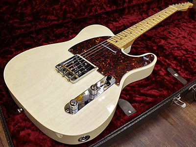 Freedom Custom Guitar Research TE Type Blondeのサムネイル