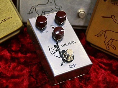 Rockett Pedals ARCHER Silverのサムネイル