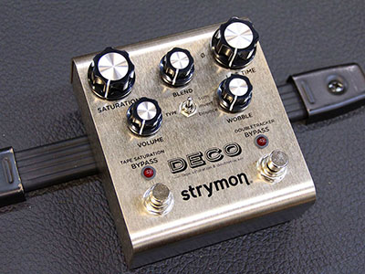strymon DECO Tape Saturation & Doubletrackerのサムネイル