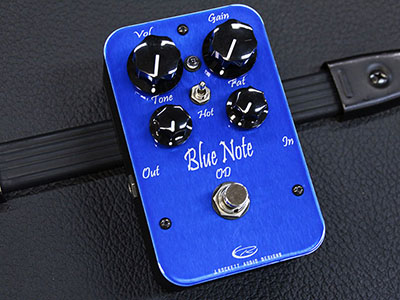 Rockett Pedals Blue Note ODのサムネイル