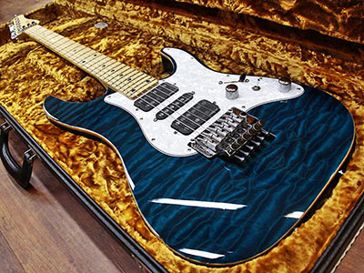Schecter SD-2-24 BKAQのサムネイル