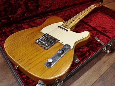 Fender USA Telecaster '72 Naturalのサムネイル