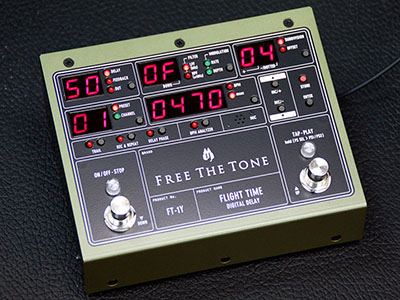 Free The Tone FLIGHT TIME DIGITAL DELAY [FT-1Y]のサムネイル