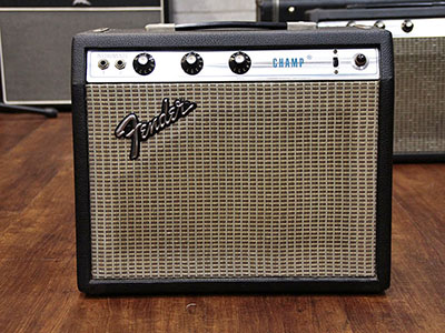 Fender USA 1974 Champ Silverfaceのサムネイル