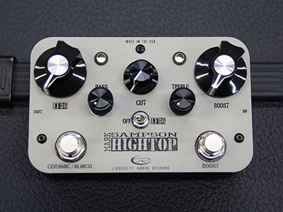 Rockett Pedals HIGHTOP BY MARK SAMPSONのサムネイル