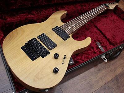 Suhr Modern 7-String Naturalのサムネイル