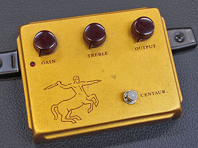 KLON Centaur Gold Short Tailのサムネイル
