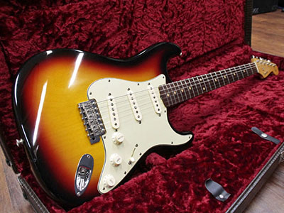 Fender Custom Shop 1960 Stratocaster NOS 3TBのサムネイル