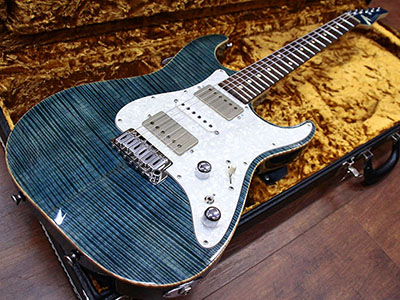 Tom Anderson Drop Top Classic Arctic Blue with Tom Holmes USAのサムネイル