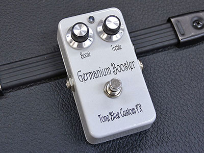 TBCFX Germanium Booster Metallic Grayのサムネイル