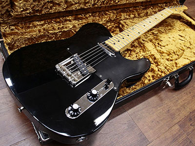 J.W.Black Guitars JWB-J-T Blackのサムネイル