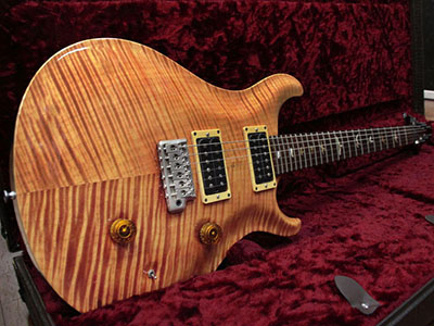 Paul Reed Smith(PRS) 89 Custom 24 10 Top Tortoise Shell Brazilian Fingerboardのサムネイル
