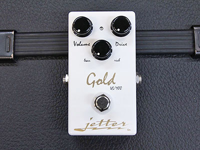 Jetter Gear Gold 45/100のサムネイル