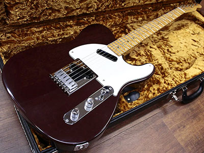 No Brand Fender Logo Neck & No Brand Body Telecasterのサムネイル