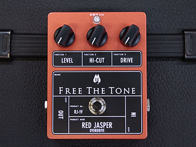 Free The Tone RJ-1V RED JASPERのサムネイル