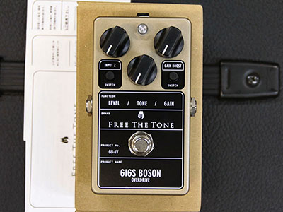 Free The Tone GIGS BOSON GB-1Vのサムネイル
