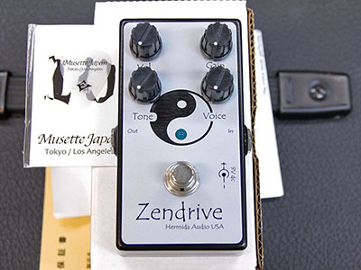Hermida Audio Technology Zendrive with Musette Japan Pickのサムネイル