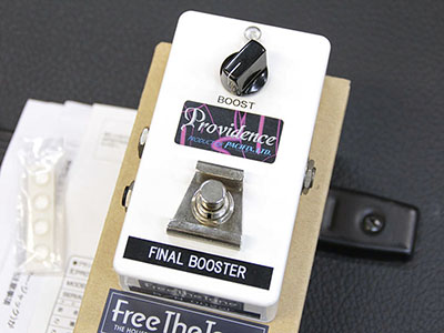 Providence Custom Shop Free the Tone FINAL BOOSTERのサムネイル