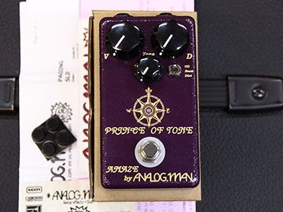 Analogman Prince Of Toneのサムネイル