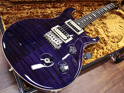 Paul Reed Smith(PRS) KID Limited Custom24 Purple Flame Maple Top Matching Headのサムネイル