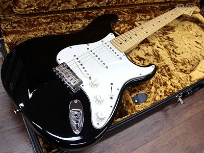 Fender USA American Standard Stratocaster Blackのサムネイル