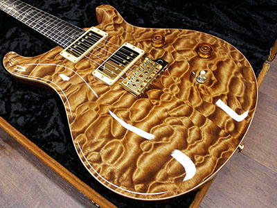 Paul Reed Smith(PRS) Private Stock Custom24 Copperhead Brazilian Neck Fingerboard のサムネイル
