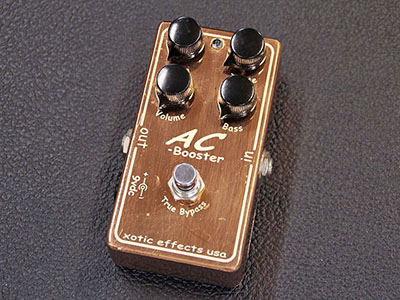 Xotic AC Booster Copperのサムネイル