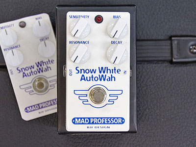 Mad Professor New Snow White Auto Wahのサムネイル