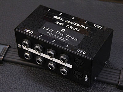 Free The Tone Signal Junction Box JB-82のサムネイル