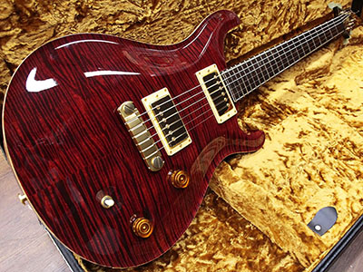 Paul Reed Smith(PRS) Private Stock McCarty Black Cherry Brazilian Neck Fingerboardのサムネイル