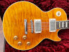 買取で入荷したGibson Custom Shop Historic Collection 1959 Les Paul Standard Reissue Quilt Gloss Reverse Burst-2です。