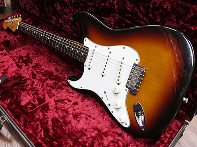 Fender Japan ST62-65L 3TS Leftyのサムネイル