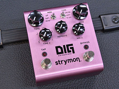 Strymon DIG Dual Digital Delayのサムネイル