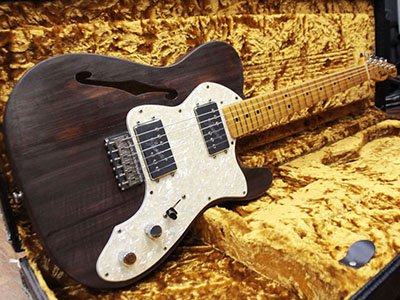 Fender USA FSR 72 Thinlineのサムネイル
