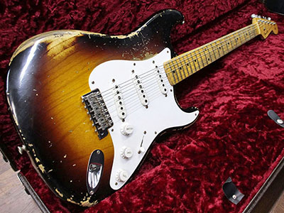 Fender Custom Shop Master Built 60th Anniversary 1954 Stratocaster Heavy Relic  by Jason Smithのサムネイル