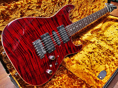 Tom Anderson Drop Top Light Cajun Redのサムネイル