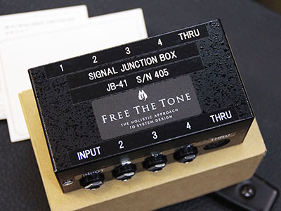 Free The Tone Signal Junction Box JB-41のサムネイル