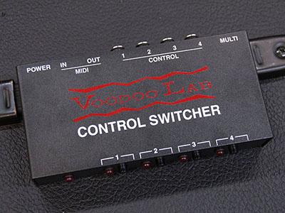 Voodoo Lab Control Switcherのサムネイル
