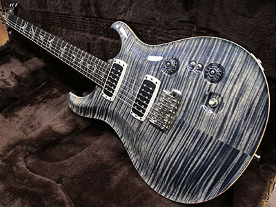 Paul Reed Smith(PRS) Brushstroke 24 10Top Faded Whale Blueのサムネイル