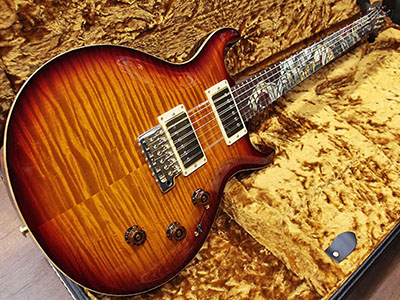 Paul Reed Smith(PRS) 25th Anniversary Dragon 2010 Smoked Amberのサムネイル