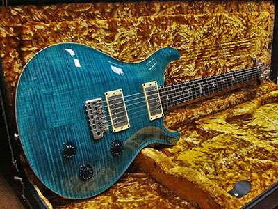 Paul Reed Smith(PRS) Custom22 10 Top Blue Matteoのサムネイル