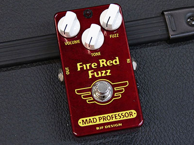 Mad Professor Fire Red Fuzz Hand Wiredのサムネイル