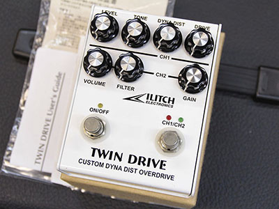 ILITCH ELECTRONICS Twin Drive DDOのサムネイル