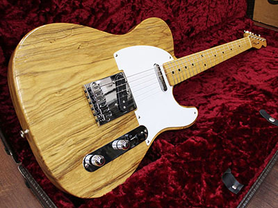 SONIX Custom Craft Guitar Telecaster Type Ash Naturalのサムネイル