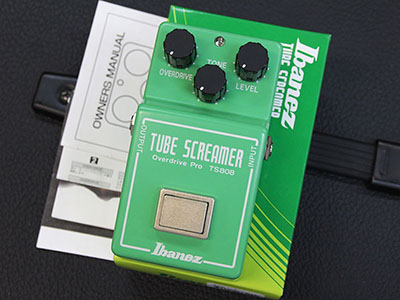 Ibanez TS-808 Tube Screamer Overdrive Proのサムネイル