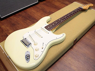 Fender Custom Shop Master Builder Series Custom JEFF BECK Stratocaster by Art Esparzaのサムネイル