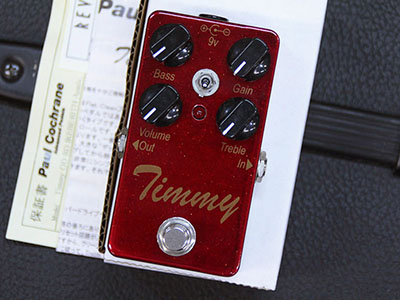Paul Cochrane Timmy Overdrive Red IKEBE 40th Anniversaryのサムネイル
