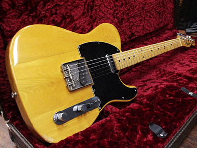 Fender Japan Telecaster '84-87 Naturalのサムネイル
