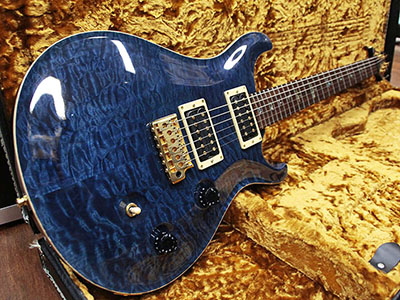 Paul Reed Smith(PRS) Custom 24 Artist Package Quilt Whale Blueのサムネイル
