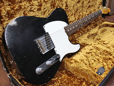 Fender Custom Shop 1959 Esquire Relic Blackのサムネイル